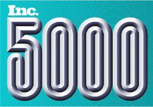 Inc. 5000 Logo ingenious med winner